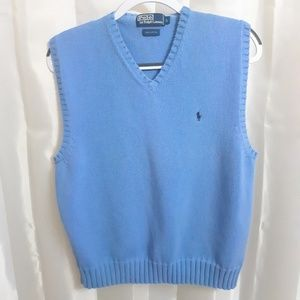 Polo by Ralph Lauren Pullover Vest Sweater